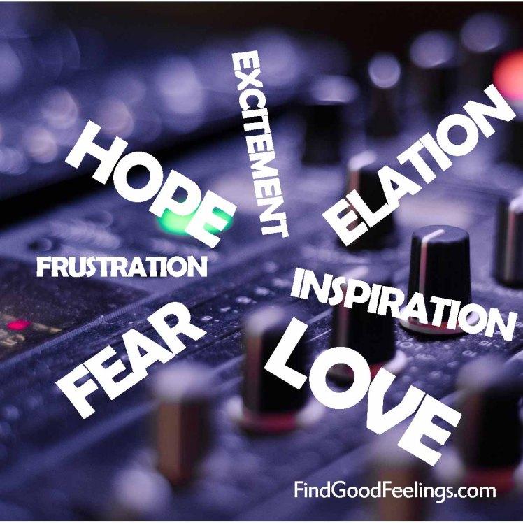 emotions control panel