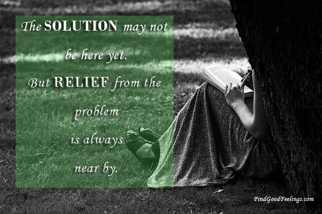 solution relief