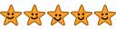 good feeling stars