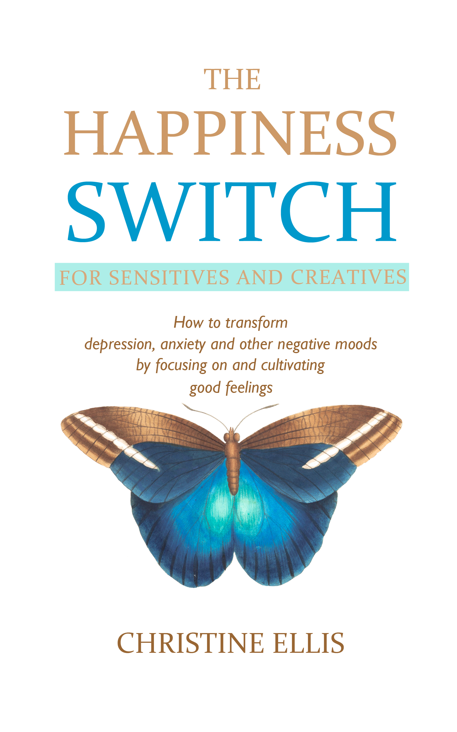 the happiness switch for sensitives and creatives how to transform depression anxiety and other negative moods mental health mood disorders highly sensitive person
